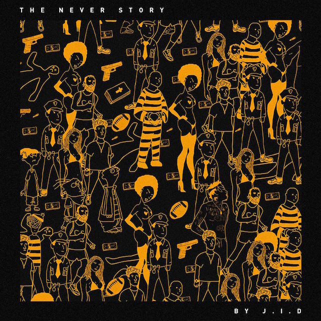the never story dreamville