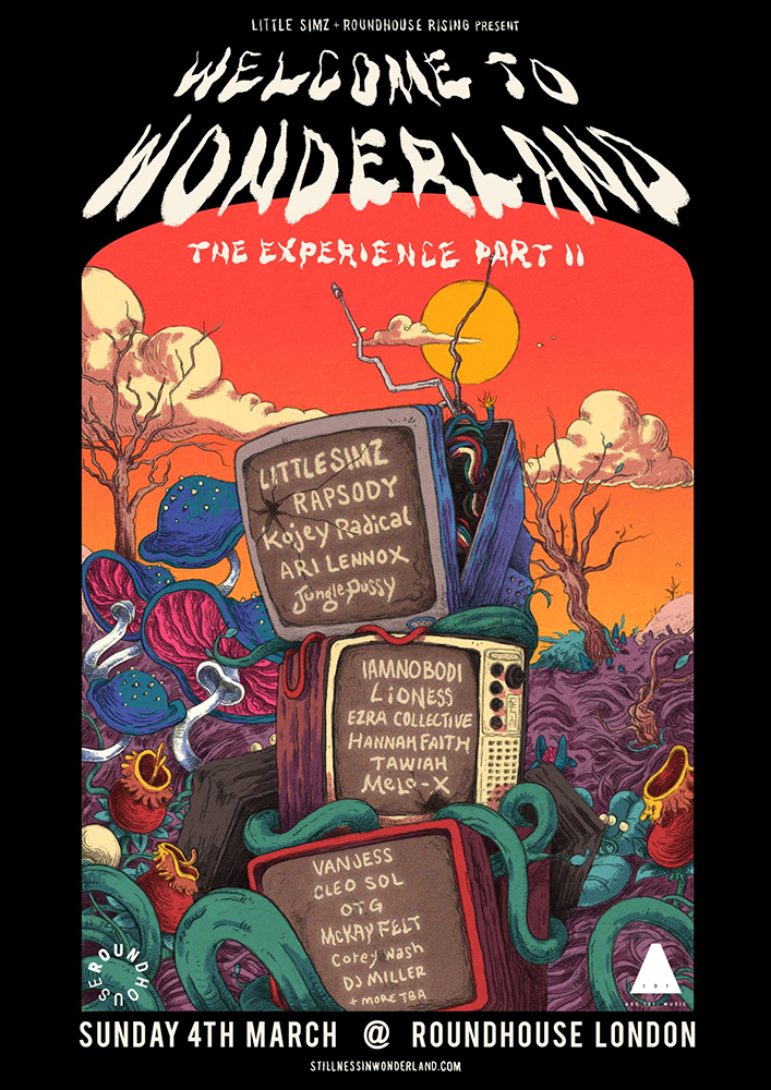 Welcome to Wonderland_