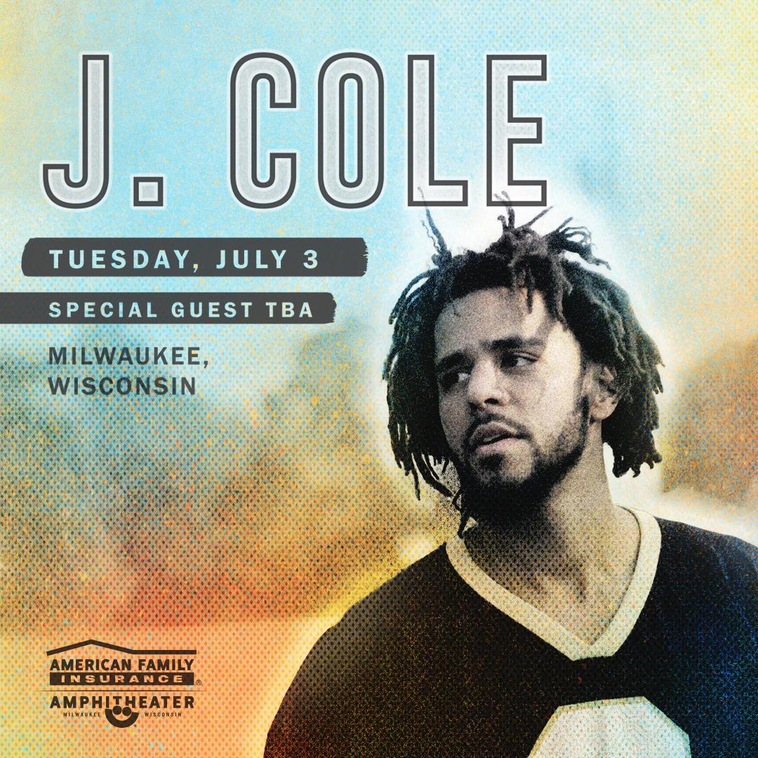 AD MAT - J. Cole - Summerfest - 7.3.18